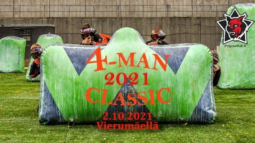4-man Classic