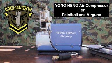 Yong Heng minikompressori