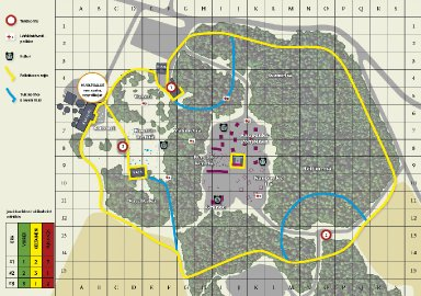 Suurpelin lopullinen kartta ja säännöt 2020