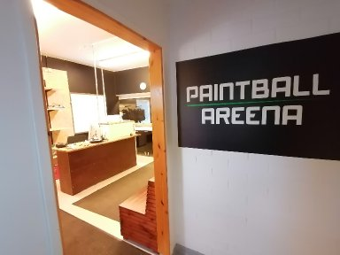 Paintball Areena - Uusi sisäpelipaikka Liminkaan