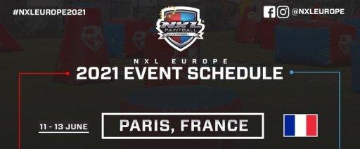NXL Europen kisakalenteri 2021 julki