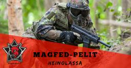 Magfed-pelit Heinolassa