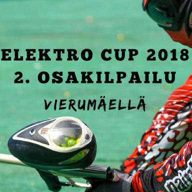 Elektro Cup 2018 - 2/3