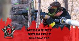 Mekaaniset metsäpelit Heinolassa