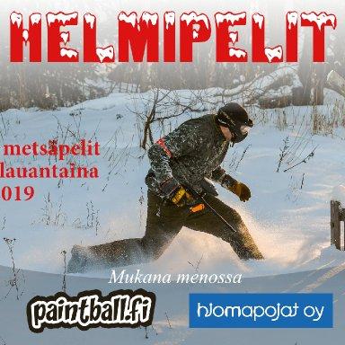 Helmipelit Heinolassa