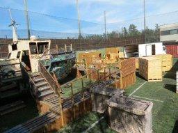 Walk-in pelit ja Paintball-kirppis Juvanmalmin ulkokentällä Espoossa, kirppis tuntia aikaisemmin!