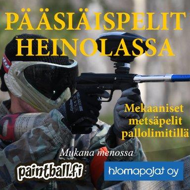 Pääsiäispelit Heinolassa