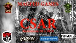 Magfed Games: CSAR Heinolassa 28.4.2019
