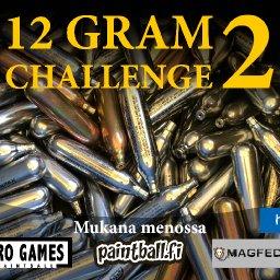 12 Gram Challenge 2