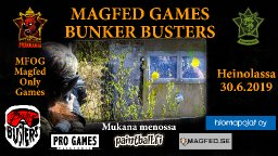 Magfed Games: Bunker Busters