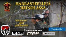 Harrastepelit Heinolassa