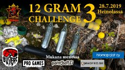 12 Gram Challenge 3