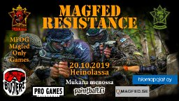Magfed Resistance
