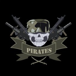 Paintball Team Pirates