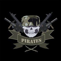 Paintball Team Pirates