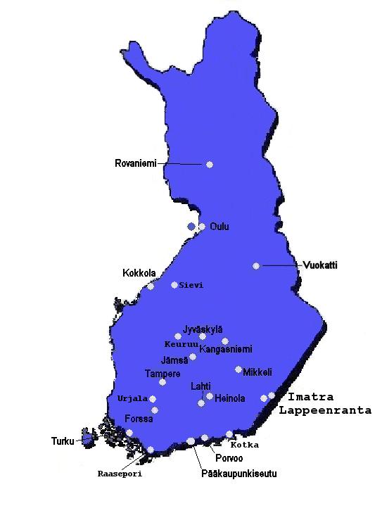 Vuokraamokartta