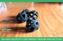 Atom 6 - 3D-tulostettu kuula testausvaiheessa