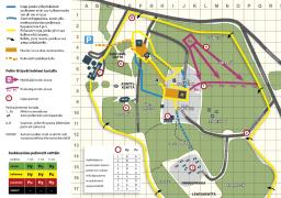 Suurpelin lopullinen kartta ja pisteytys 2018