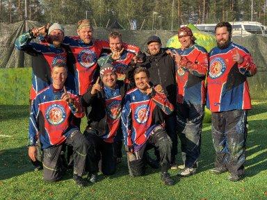 Waasankadun Palloseura mestariksi ja Räyhä 1. divarin voittoon 2019