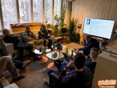 Suomen Paintball-liiton vuosikokouksen tuloksia 2020