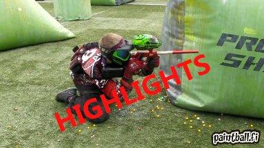 Highlights-videota Vierumäeltä pelitreeneistä