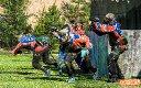 Paintballin SM-liigaan 7 ja divisioonaan 9 joukkuetta
