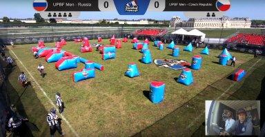 Nettilähetys Ranskasta NXL:n Euro Championship-turnauksesta