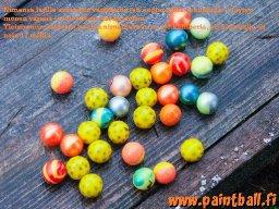 Paintball lajiesittely