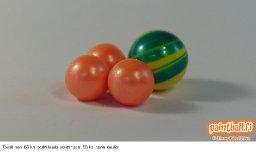 .50 kaliiberin värikuulat käytännössä