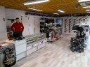 Paintball Sissoksen uusi myymälä avautui Espoon Juvanmalmilla