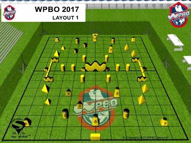 WPBO:n kenttävaihtoehtoja kaudelle 2017