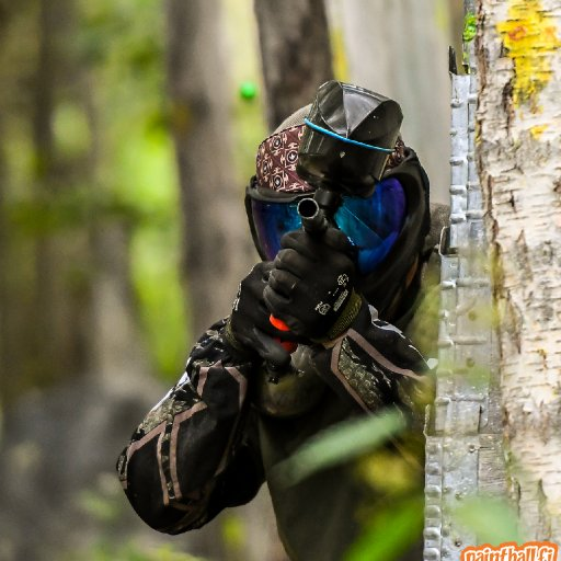 Paintball Weekend Spotted!
