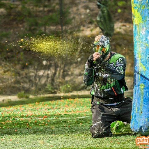 Splashes and Paintballs