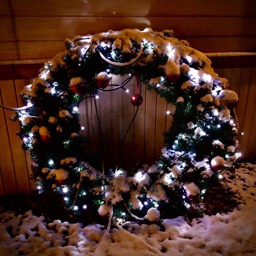 Rauhallista joulunaikaa