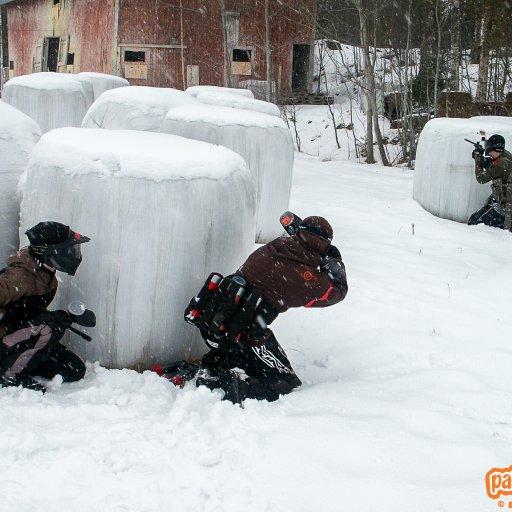 Throwback Thursday: Talvipelejä Jämsässä