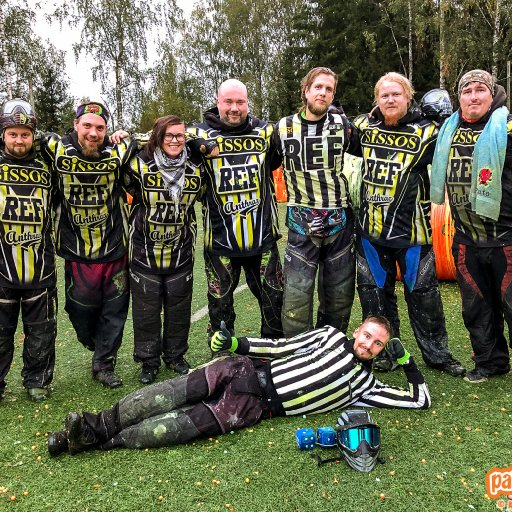 SPBL2021 Reffing Crew